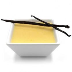 Flan pâtissier vanille riche en protéines