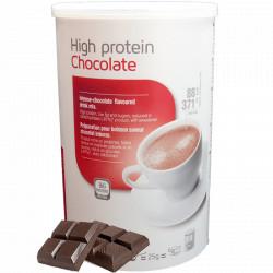 Boisson chocolat intense
