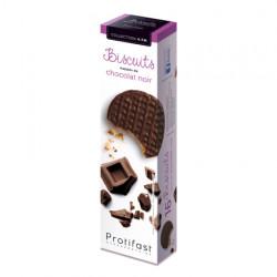 Biscuit chocolat noir protéiné