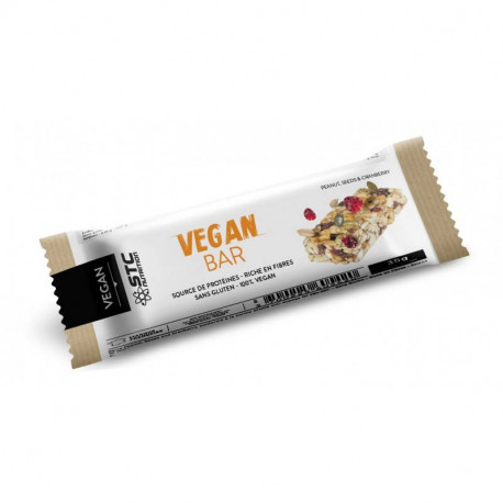 Protein Barre vegan STC Nutrition