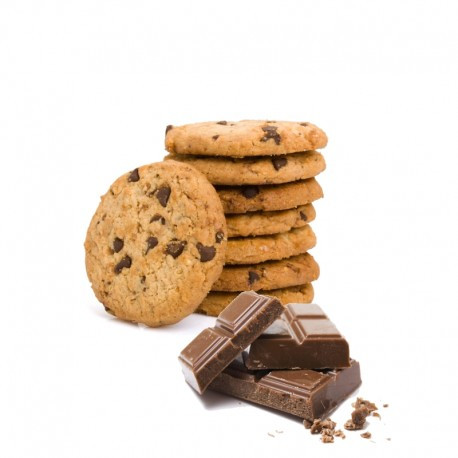 Cookies protéinés aux pépites de chocolat