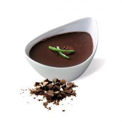 Flan pâtissier chocolat