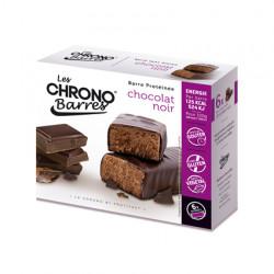Chrono-nutrition barre chocolat noir
