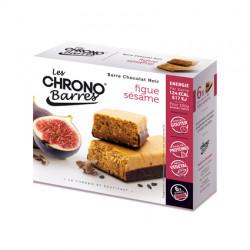 Goûter Chrono-Nutrition barre figue et sésame