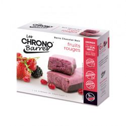 Chrono-barre fruits rouges by Protifast