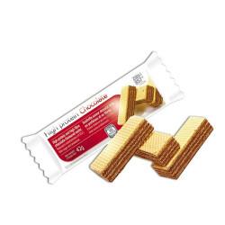 Gaufrette chocolat régime