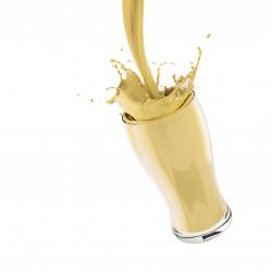 Milk-shake vanille substitut de repas