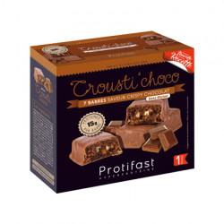 Barre Crousti'choco régime Protifast