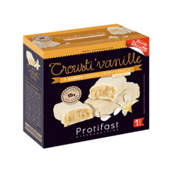 Barre crousti' vanille Protifast