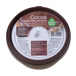 Pâte à tartiner saveur cacao et noisette