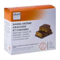 Barre caramel peanut