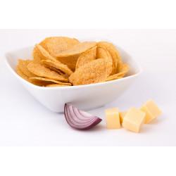 Chips WPI fromage et oignon
